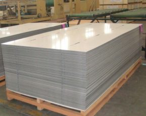 pe color aluminum plate